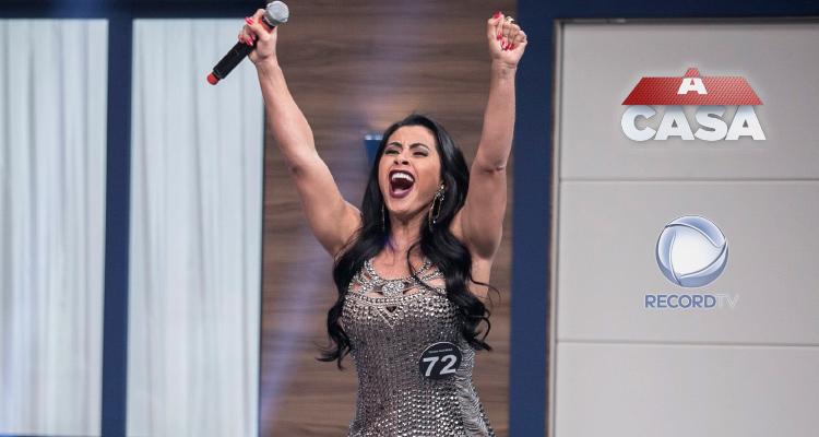 Garota Fitness Brasil 2017 fatura R$ 400 mil