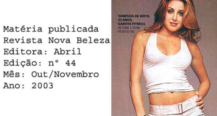 Revista Nova Beleza - Nº 44 - Ed.Abril - Ano