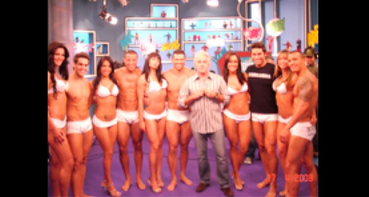 GarotoS Fitness 2008 na BAND