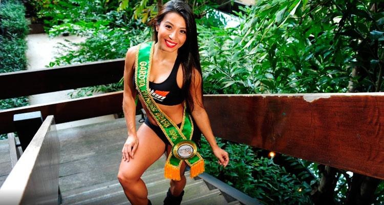 Conheça o treino da Garota Fitness Brasil 2016
