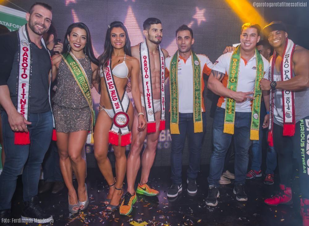 2016 - Concurso Garoto e Garota Fitness São Paulo - fotos by Ferdinando Mendonça