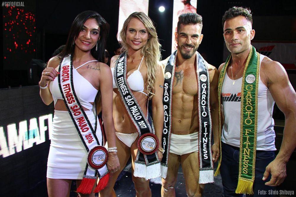 2017 - Concurso Garoto e Garota Fitness São Paulo - fotos by Sílvio Shibuya