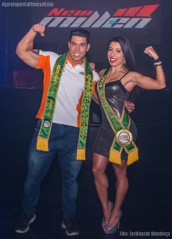 2017 - Concurso Garoto e Garota Fitness Brasil - fotos by Ferdinando Mendonça